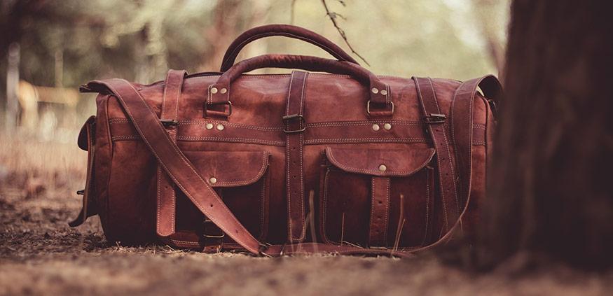 Rätt stil med weekendbag